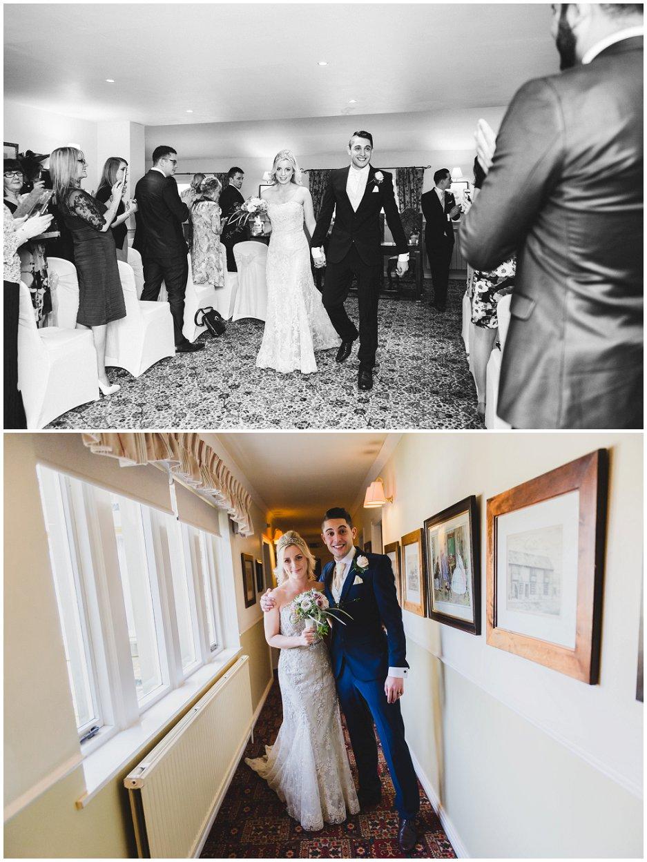 Holdsworth House Wedding Photographer