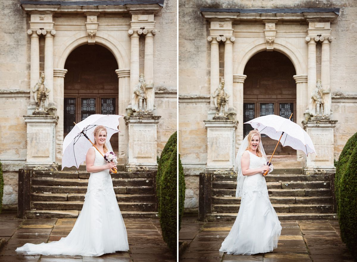 Fountains Abbey & Studley Royal Wedding - Beccy and James