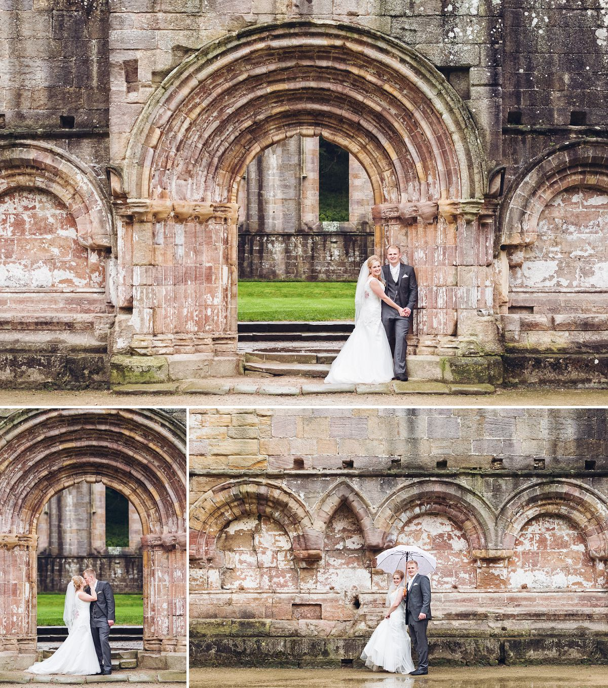 Fountains Abbey Wedding Photography_0018
