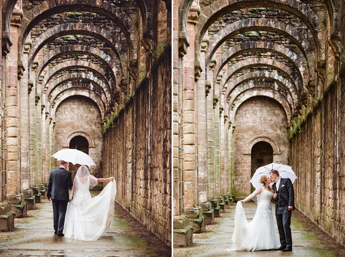 Fountains Abbey Wedding Photography_0019
