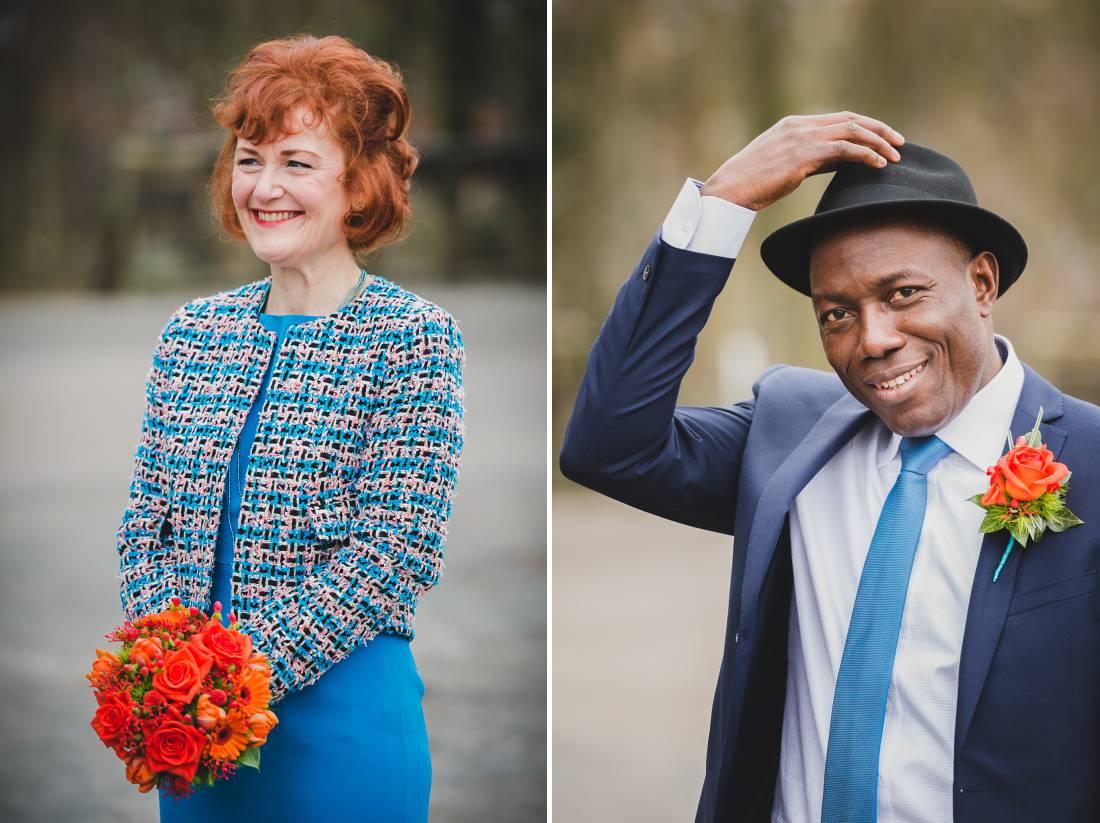 Halifax Registry office Wedding - Jane and Larteque 7
