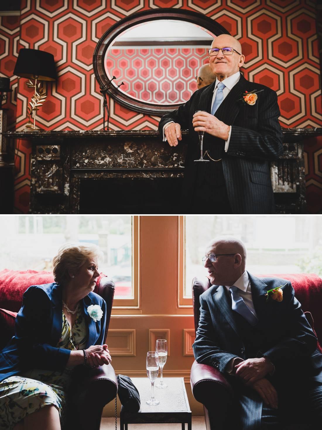 Halifax Registry office Wedding - Jane and Larteque 3